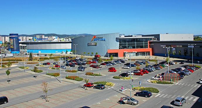 a48a890258 Obchodné centrum Atrium OPTIMA